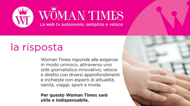 WOMAN TIMES - la risposta